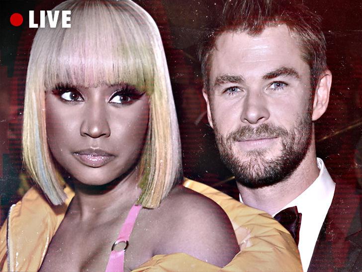 TMZ Live: Nicki Minaj Pays Job-Shamed Actor Geoffrey Owens