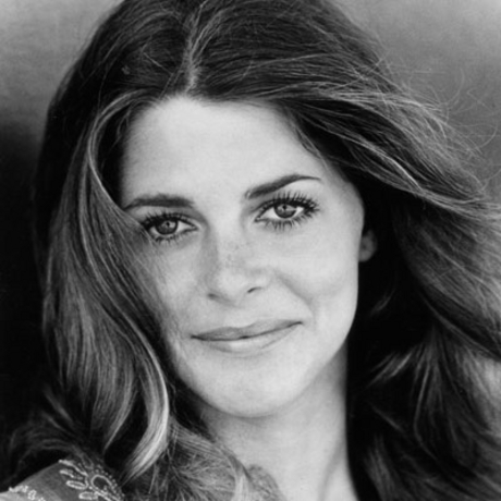"Lindsay Wagner of ""The Bionic Woman."""