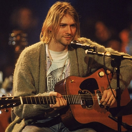 Kurt Cobain - Died at Age 27 February 20, 1967 - April 5, 1994