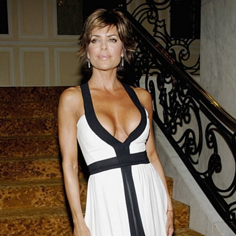 They're Lisa Rinna's!