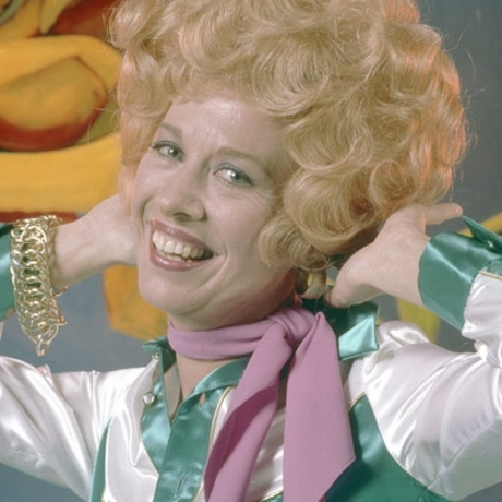"Polly Holliday is best known for playing sassy waitress Florence Jean ""Flo"" Castleberry on the '70s TV series ""Alice."""