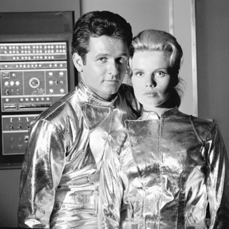 """Mark Goddard was in the television show """"Lost in Space""""."""