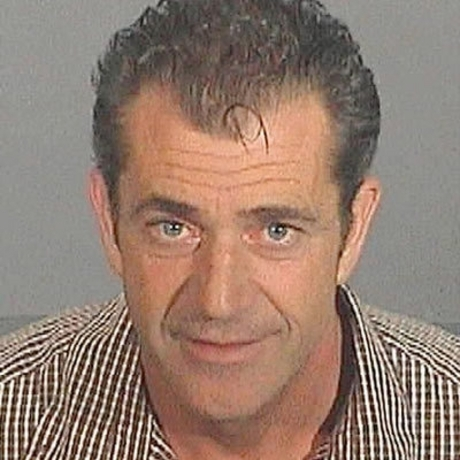 Mel Gibson was arrested in July of 2006 for speeding with an open container of alcohol.