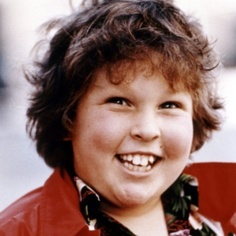 "Jeff Cohen became famous for a moment playing Chunk in the 1985 film ""The Goonies."""