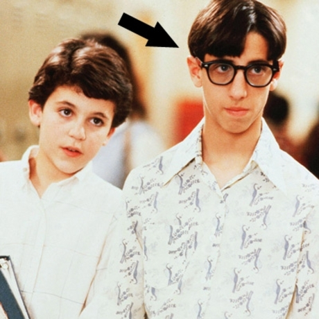 """Josh Saviano became famous for playing Fred Savage's best friend Paul Pfeiffer on the '80s TV series """"The Wonder Years."""""""