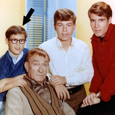"""Barry Livingston is best known for his character Ernie on the hit television show """"My Three Sons."""""""