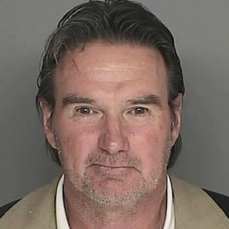 Jimmy Connors was arrested after refusing to leave a UCSB basketball game.