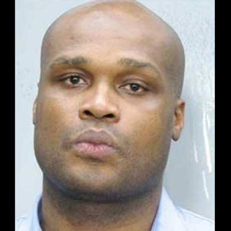 """Police pulled over the 6'9"""", 250 pound Atoine Walker after he was spotted driving a black Mercedes with the lights off. Cops say they smelled """"a strong odor of alcohol"""" and his eyes looked """"bloodshot."""" Walker refused a breathalyzer test."""
