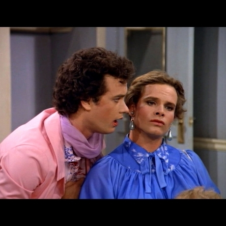 """Peter Scolari is best known for playing Henry Desmond opposite Tom Hanks in the sitcom """"Bosom Buddies."""""""