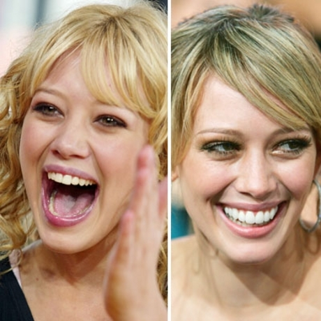 Hilary Duff!