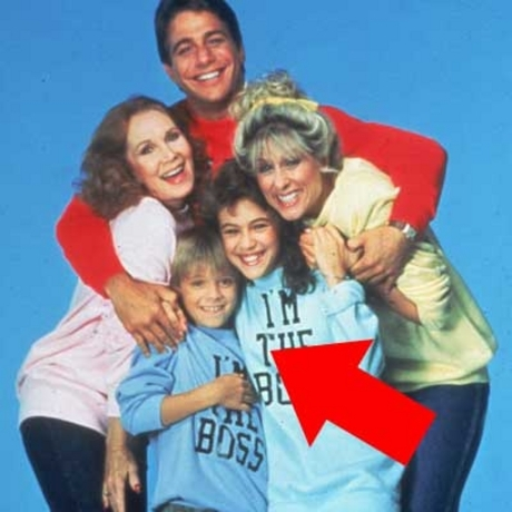 """Danny Pintauro known for his character Jonathan on the role-reversing television show """"Who's The Boss."""""""