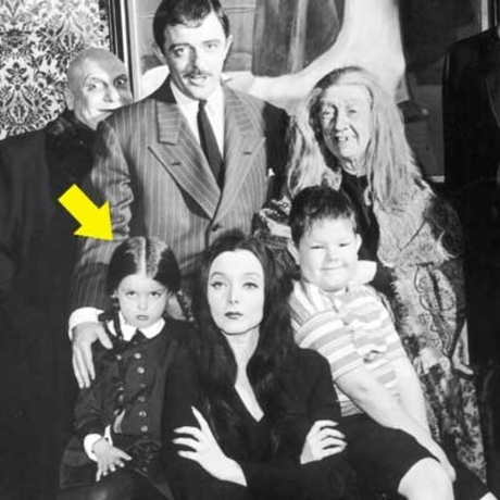 "Lisa Loring is best known for her role as little Wednesday Addams in the all together spooky TV series ""The Addams Family."""