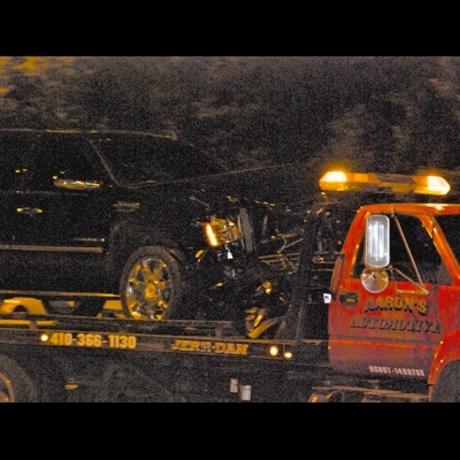 Michael Phelps Car Crash