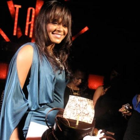 Christina Milian's Birthday