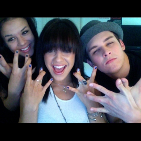 Gabrielle Christine Neiers, Tess Taylor and Nick Prugo