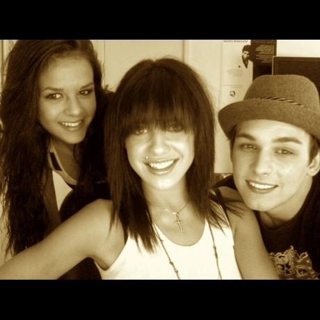 Gabrielle Christine Neiers, Tess Taylor, and Nick Prugo