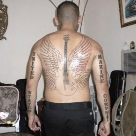 TMZ's Tattoo Contest