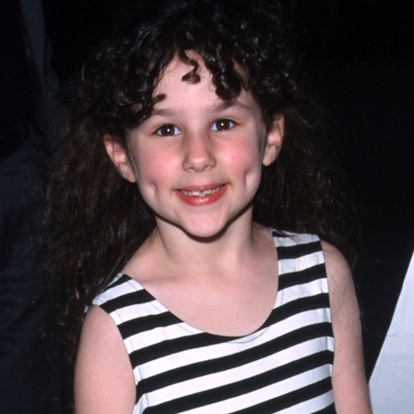 Hallie Kate Eisenberg is most famous for starring in Pepsi commercials in the late '90s.