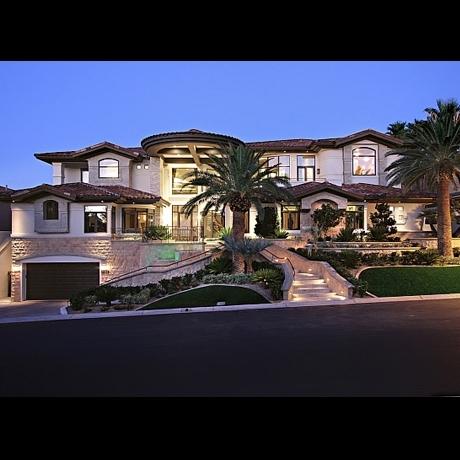 Nicolas Cage Las Vegas Home House Photo Gallery Pictures