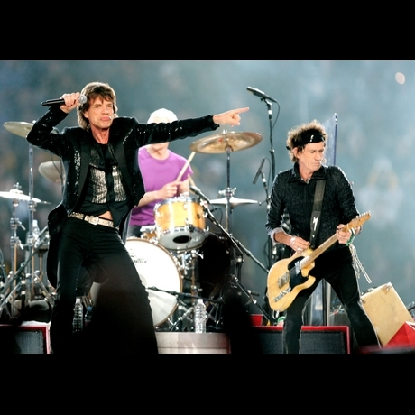 2006 -- An exhilarating performance by the one and only The Rolling Stones!