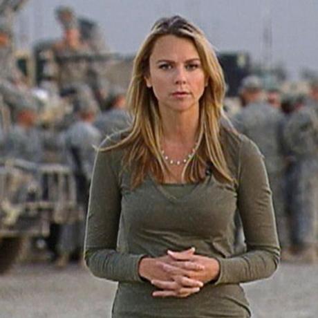 Lara Logan on the Front Line