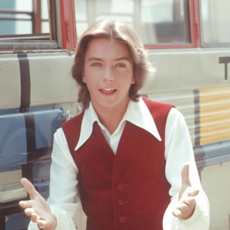"""Decades before The Jonas Brothers were even born, David Cassidy and the rest of the """"Partridge Family"""" made teens go wild in the '70s."""