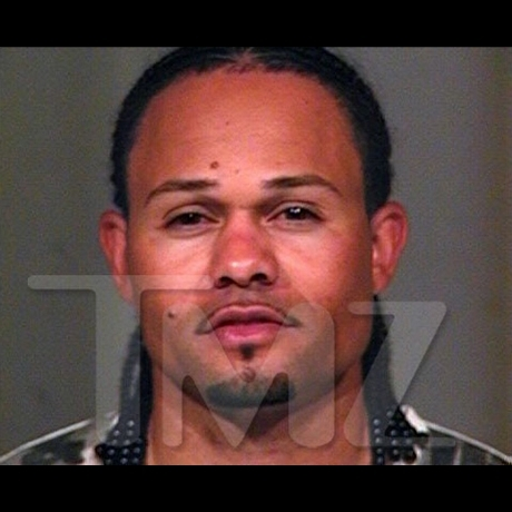 Coco Crisp was hauled into jail in March of 2011 on suspicion of a DUI in Scottsdale, Arizona.