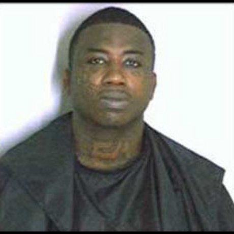 Rapper Gucci Mane was arrested in Atlanta for allegedly pushing a woman out of a moving vehicle back in January of 2011.