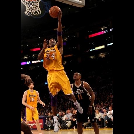 Kobe Bryant's Ballin' Photos
