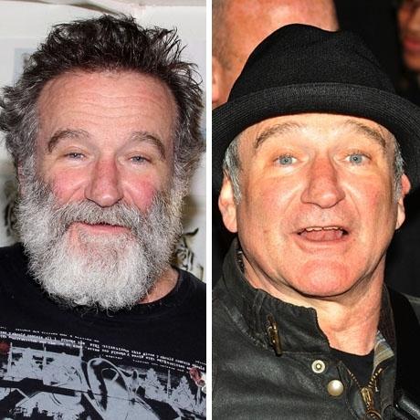 Celebrity Beards Scruff or No Scruff