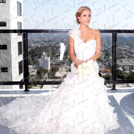 Kristin Cavallari -- The TRAGIC Wedding Dress Photos