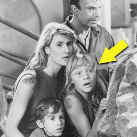 """Ariana Richards is best known for playing little Lex Murphy in the 1993 dino-movie """"Jurassic Park."""""""