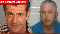 Mel Gibson Arresting Officer Bangs Out a Settlement in Jewish Discrimination Suit