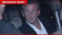 Brits to Sean Penn – You're A Moron ... And Your Movies SUCK!!!