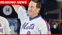 NY Mets Legend Gary Carter -- Dead at 57