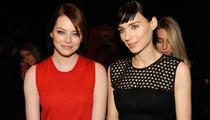 Emma Stone vs. Rooney Mara: Who'd You Rather?