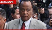 Conrad Murray -- Finally Buries the Hatchet with Famous Jailmate