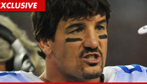 NFL Star Keith Brooking Sued -- You Can't HIDE from Your $2 Million Debt!!