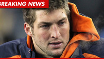 Tim Tebow -- I'm NOT Gonna Be on 'The Bachelor'