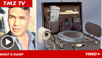 Billy Zane -- New Toilet Technology is Total Crap