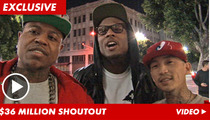 NFL Star Stevie Johnson -- Props to the Bills for My ENORMOUS New Contract
