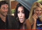 'Mad Men' Star Jon Hamm -- Kim Kardashian and Paris Hilton Are 'F**king Idiots'