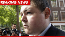 'Harry Potter' Star Jamie Waylett -- TWO YEARS in Prison for London Riots