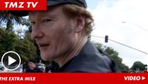 Conan O'Brien -- A Run-In With Irish History