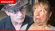 Charlie Sheen -- I'm HONORED Kathy Bates Is Playing My Ghost