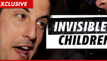 Jason Biggs -- DISSED By Kony 2012 Org. Over Parody Meltdown Video