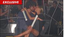 Camille Grammer -- Sucking Face in a Vegas Nightclub
