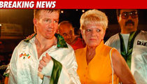 'The Fighter' -- Real-Life Mom Dies