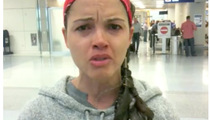 Ex-Miss USA -- I Was 'Molested' During TSA Pat Down