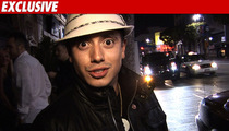 Ousted 'Idol' Stefano -- I Wanna Win Grammys!!!